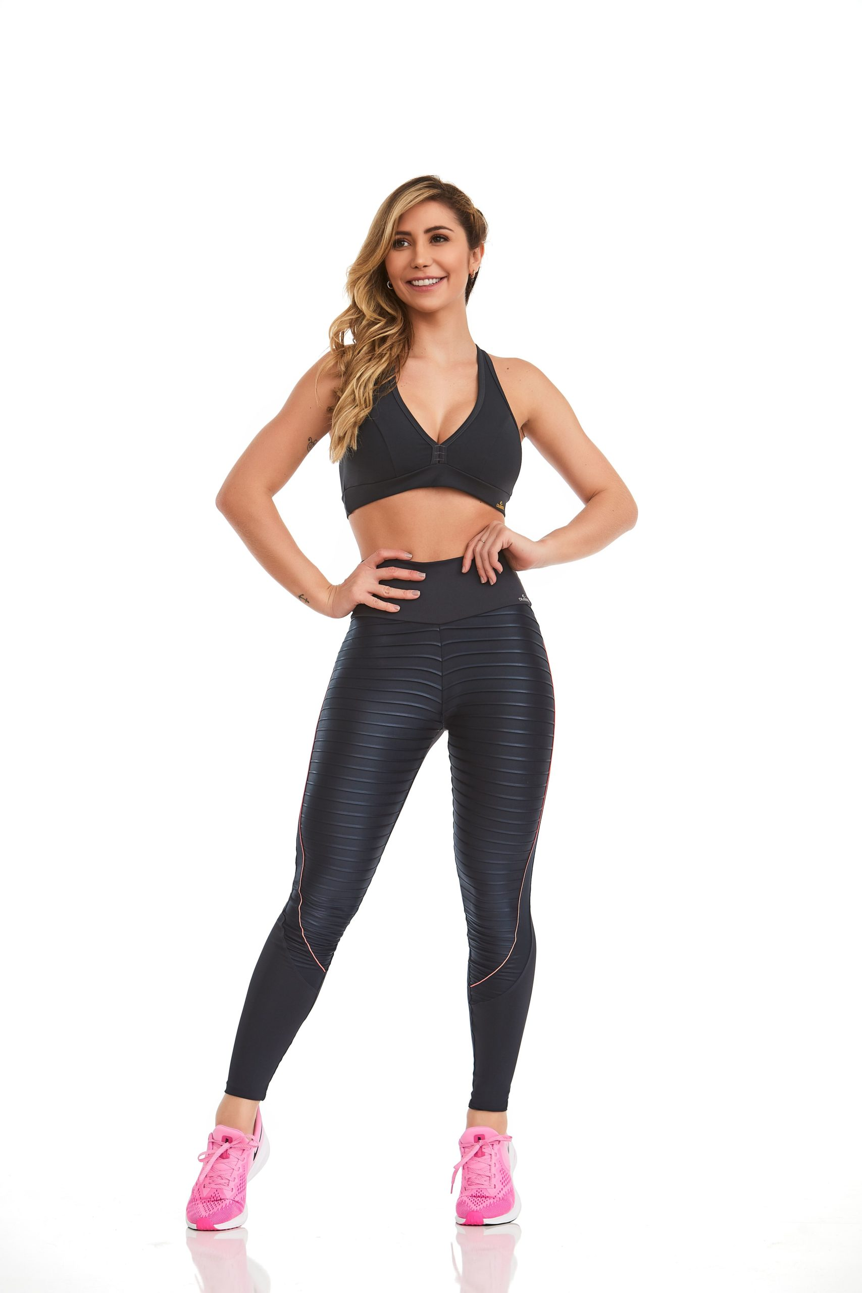 Leggings Color Antracite