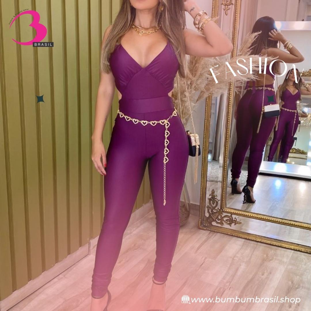 Purple Exclusive BumBum Brasil